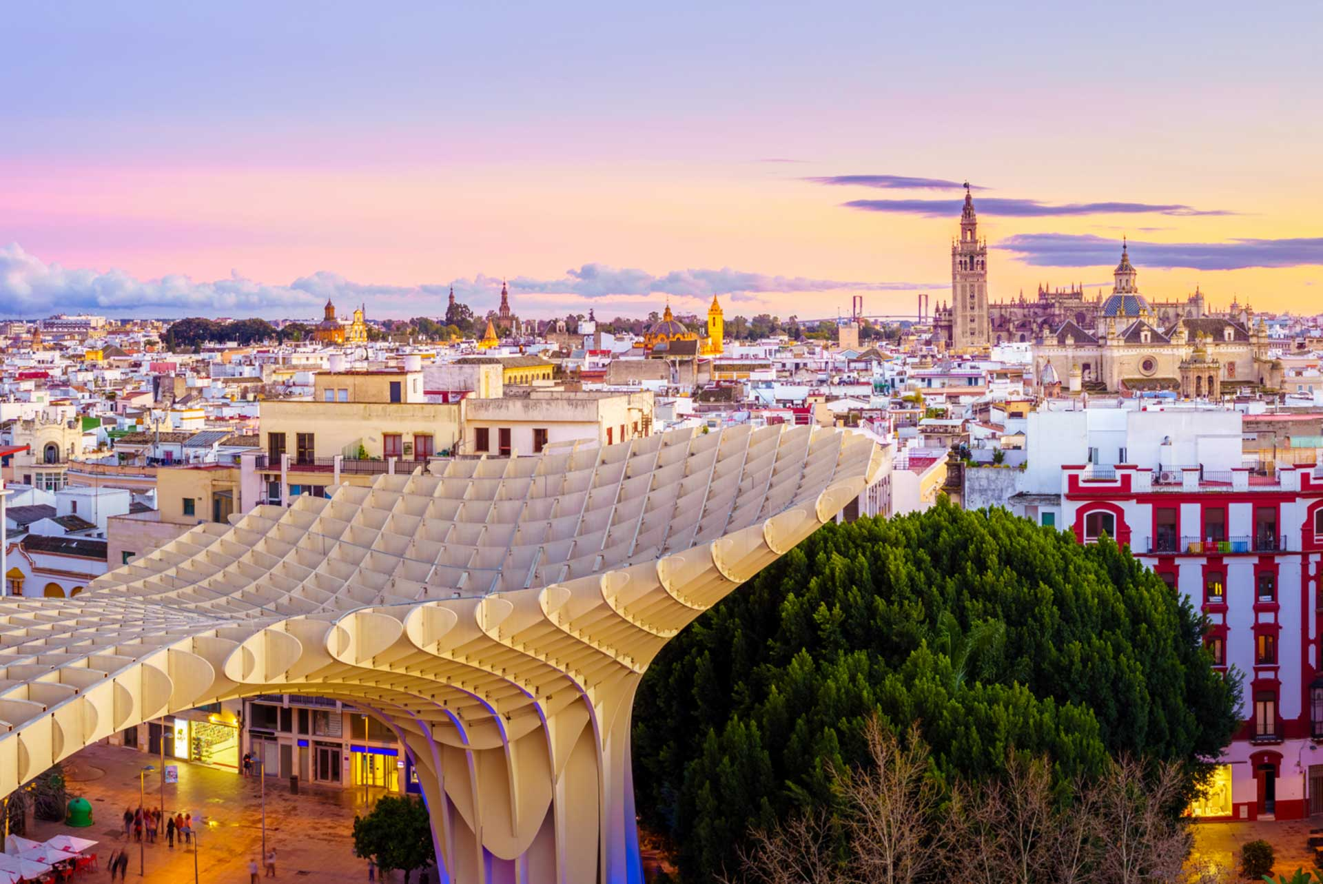 What to do a weekend in Seville