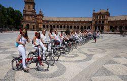 Bike Tour en Sevilla Free Tour Bicicleta