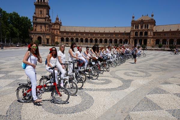 Free Tours en Bicicleta en Sevilla