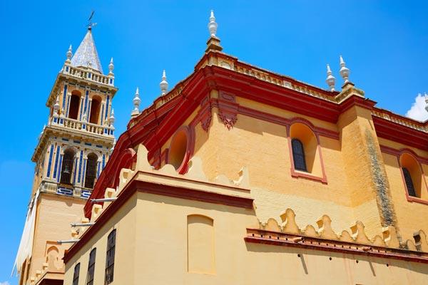 La Iglesia de Triana es la catedral de Triana · Free Tours Sevilla