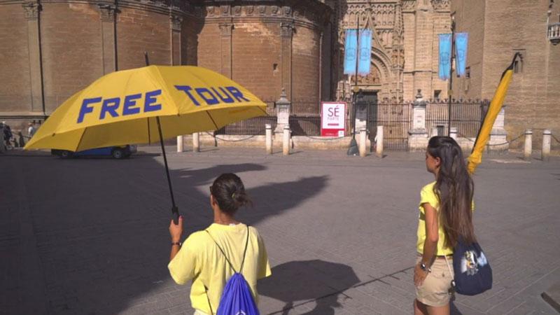 los mejores free tour de Sevilla