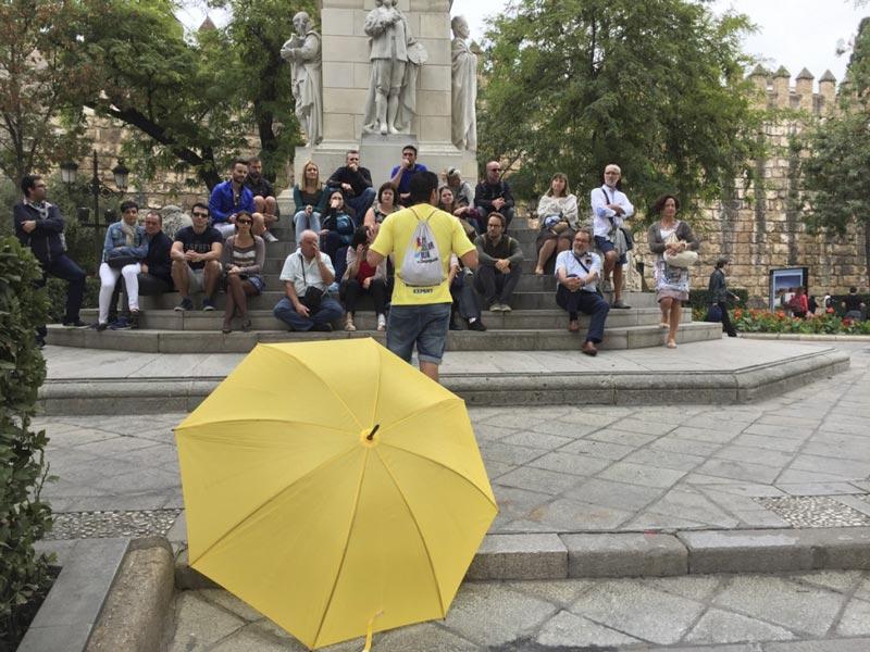 Tours guiados en Sevilla