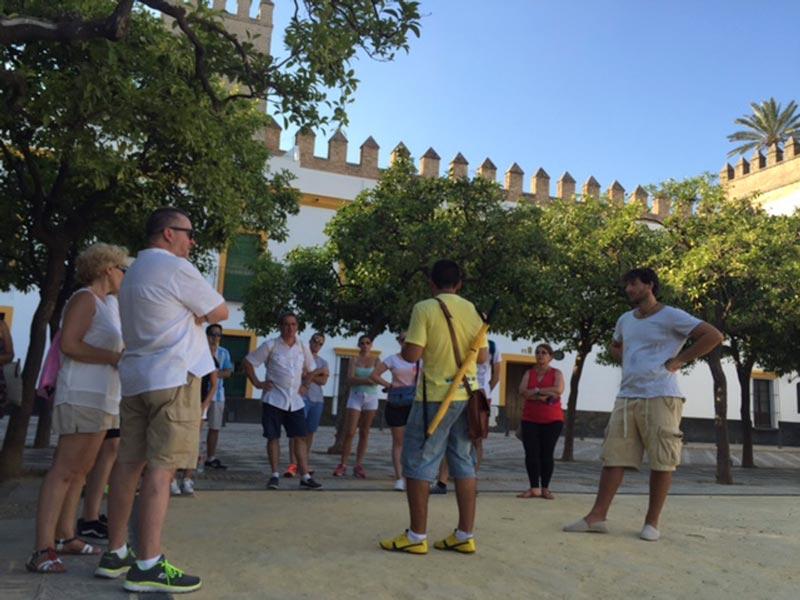visitas con guias locales en Sevilla