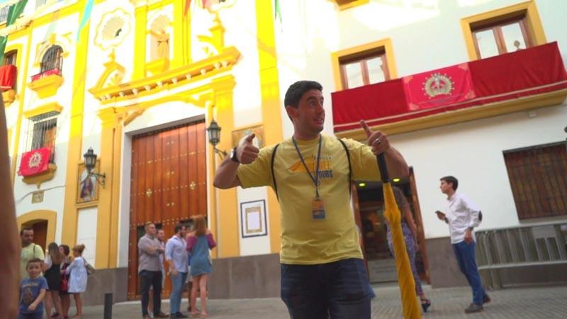 free tours en varios idiomas en sevilla