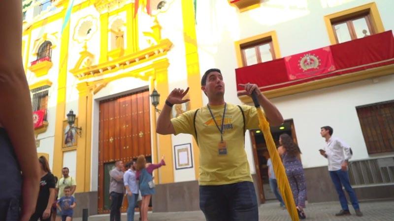 los mejores free tours de Sevilla a tu disposicion