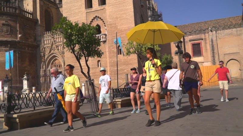 conoce Sevilla con nuestros guias locales autorizados