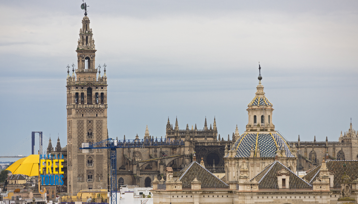 Cathedral and Royal Alcazars of Seville