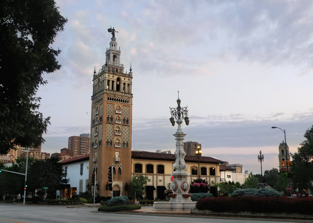 ¿Sabes cual es el origen del hermanamiento de Kansas City y Sevilla?