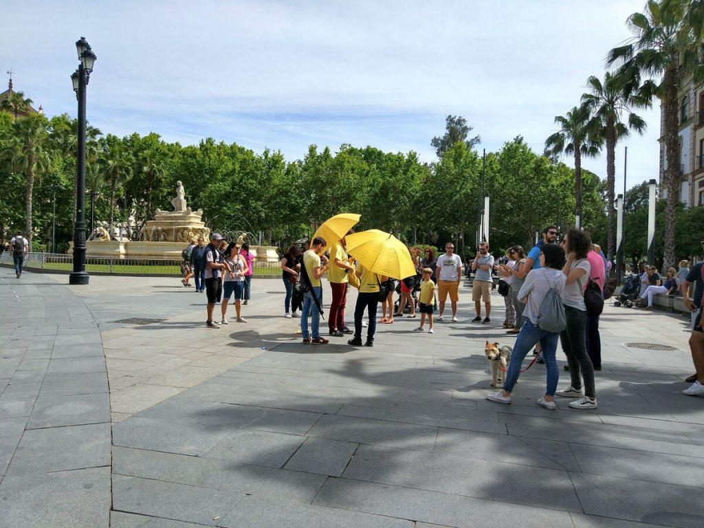 visitar Sevilla con mascota
