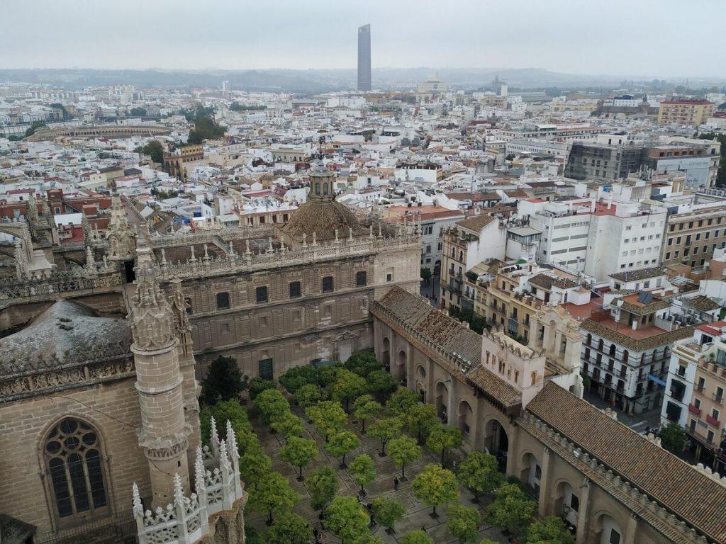 mejores miradores de Sevilla