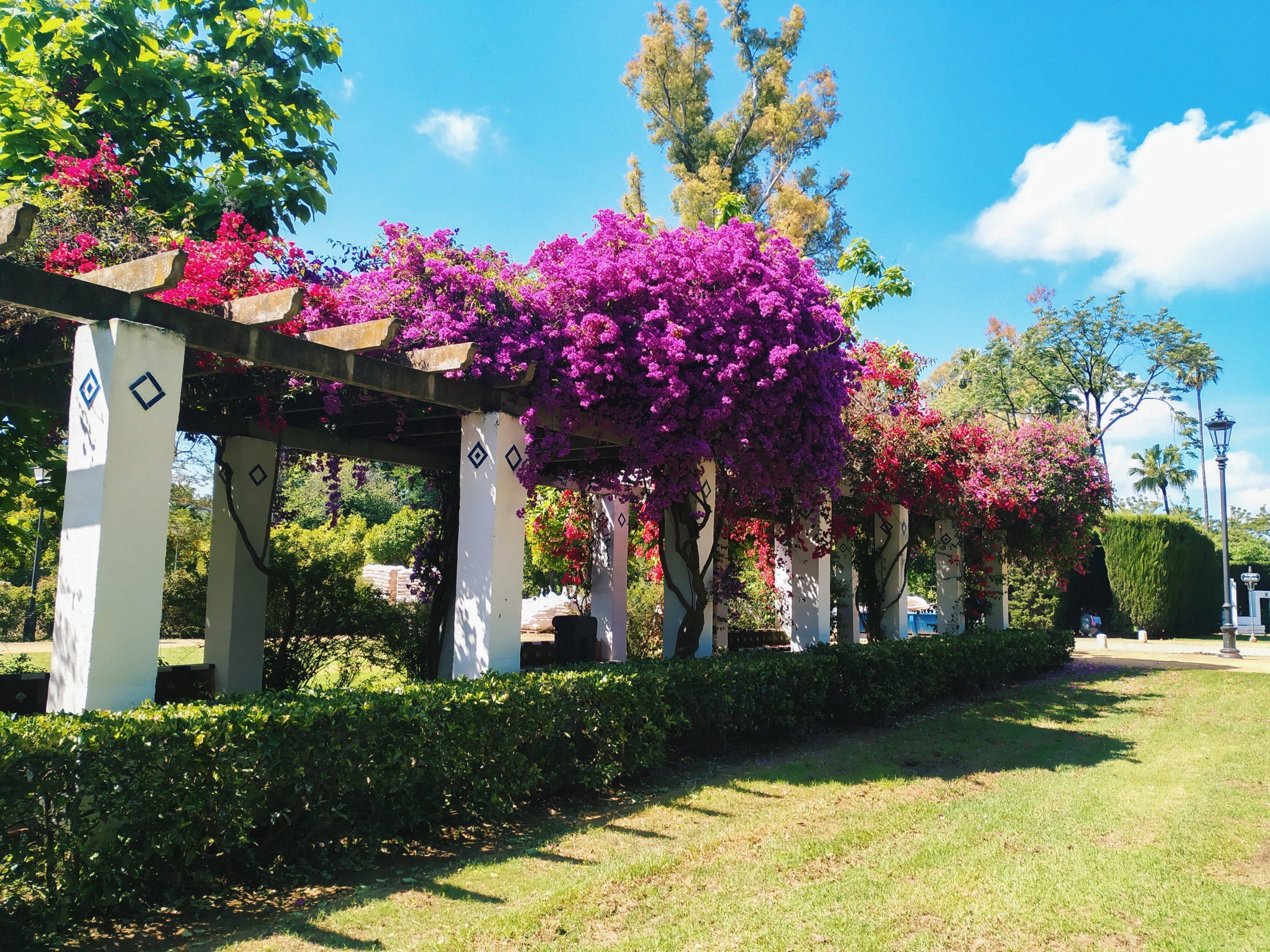 mejores parques de Sevilla