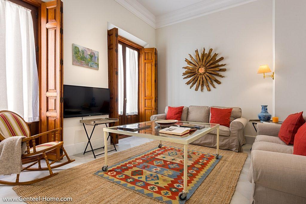 mejores apartamentos de lujo en Sevilla